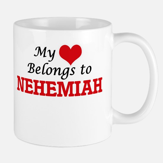My heart belongs to Nehemiah Mugs
