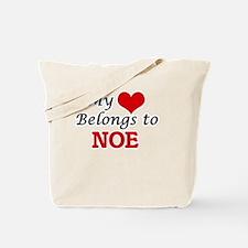 My heart belongs to Noe Tote Bag