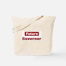 Future Governor Tote Bag