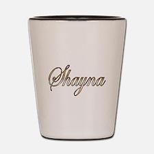 Cute Shayna Shot Glass