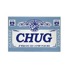 CHUG Rectangle Magnet