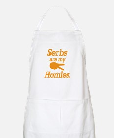 Serbs are my homies BBQ Apron
