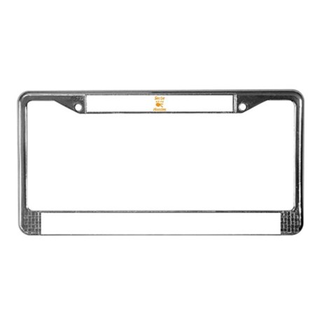 Serbs are my homies License Plate Frame