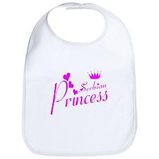 Serbian Princess Bib