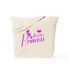 Serbian Princess Tote Bag