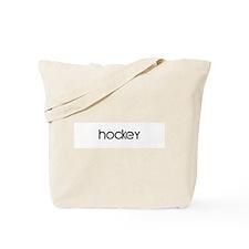Hockey (modern) Tote Bag