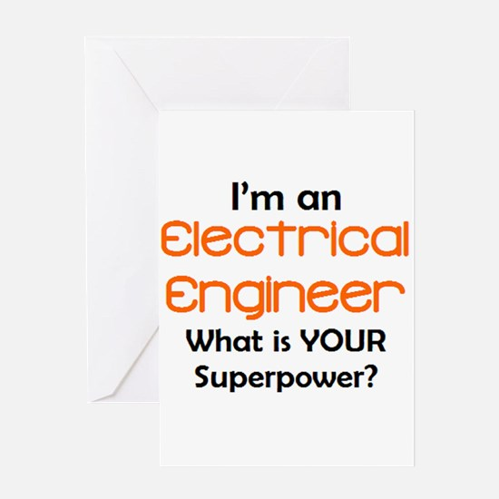 electrical engineer2 Greeting Card