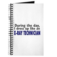 Dress Up Like An X-Ray Technician Journal