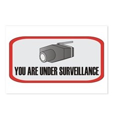 You Are Under Surveillance Postcards (Package of 8