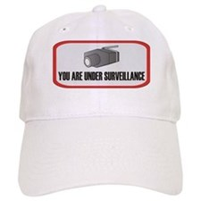 You Are Under Surveillance Baseball Cap