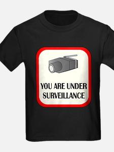 You Are Under Surveillance T