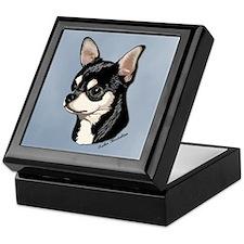 Chihuahua Expression-2 Keepsake Box