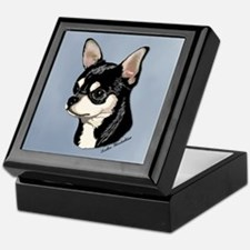Chihuahua Expression-2 Keepsake Box