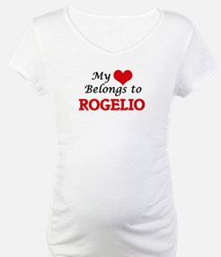 My heart belongs to Rogelio Shirt