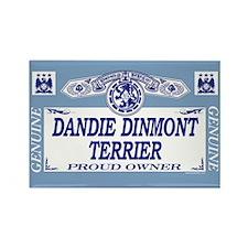 DANDIE DINMONT TERRIER Rectangle Magnet