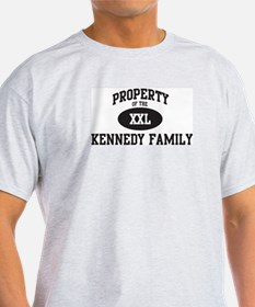 Property of Kennedy Family T-Shirt