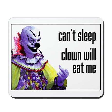 Scary Clown Mousepad