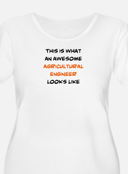 Cute Agricultural engineer T-Shirt