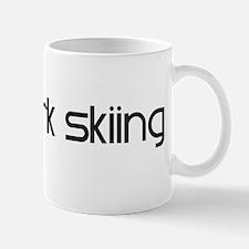 Telemark Skiing (modern) Mug