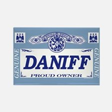 DANIFF Rectangle Magnet