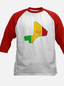 Cool Mali Kids Baseball Jersey