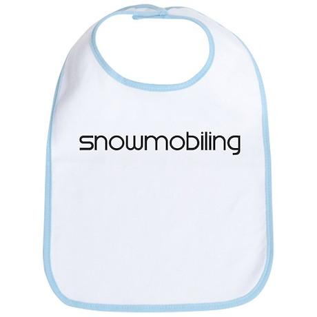 Snowmobiling (modern) Bib