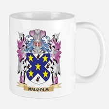 Malcolm Coat of Arms - Family Crest Mugs