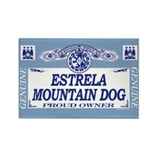 ESTRELA MOUNTAIN DOG Rectangle Magnet