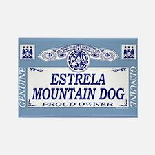 ESTRELA MOUNTAIN DOG Rectangle Magnet (10 pack)