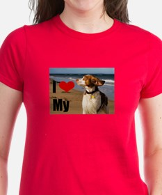 Wind In My Face Tee