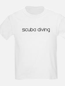 Scuba Diving (modern) T-Shirt