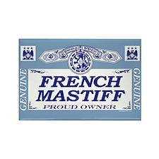 FRENCH MASTIFF Rectangle Magnet