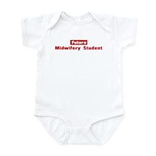 Future Midwifery Student Infant Bodysuit