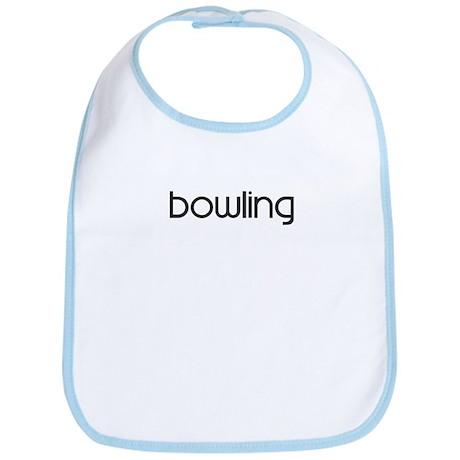 Bowling (modern) Bib