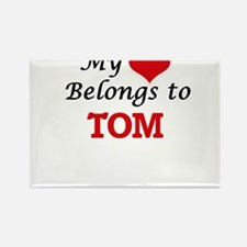 My heart belongs to Tom Magnets