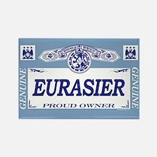 EURASIER Rectangle Magnet (10 pack)