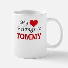 My heart belongs to Tommy Mugs