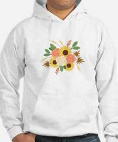 Fall Harvest Bouquet Hoodie