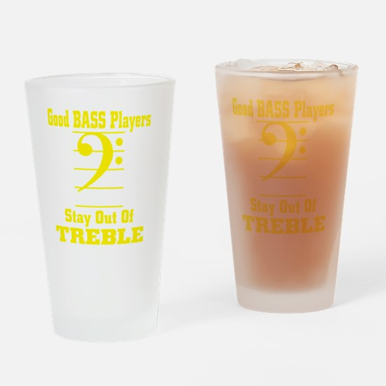 Cute Online music Drinking Glass