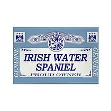 IRISH WATER SPANIEL Rectangle Magnet