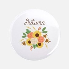 Autumn Bouquet Button