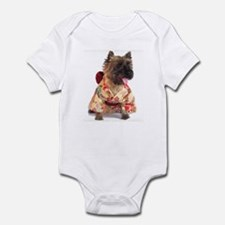 Cairn Terrier Infant Bodysuit