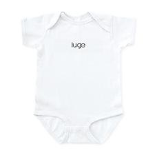 Luge (modern) Infant Bodysuit