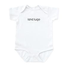 Land Luge (modern) Infant Bodysuit
