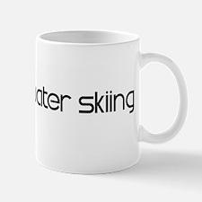 Barefoot Water Skiing (modern Mug
