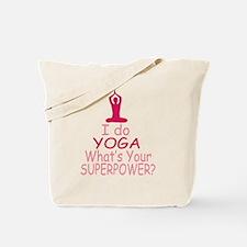 Unique Men yoga Tote Bag