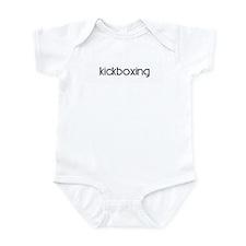 Kickboxing (modern) Infant Bodysuit