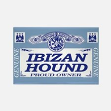 IBIZAN HOUND Rectangle Magnet (100 pack)