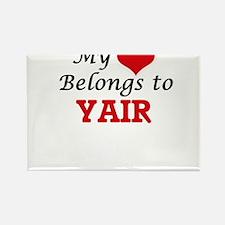 My heart belongs to Yair Magnets