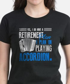 Cute Accordion Tee